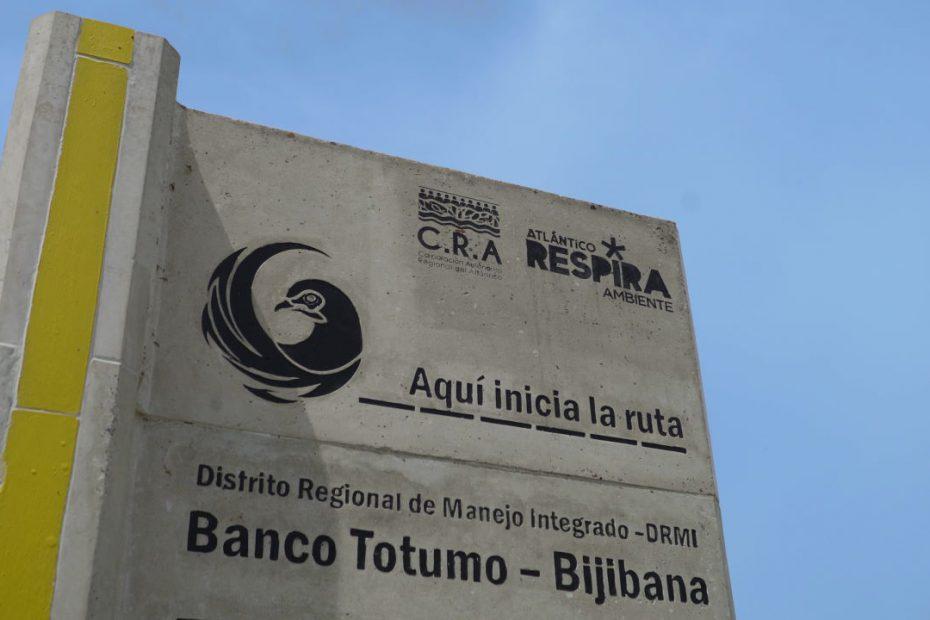 Vallas- Banco Totumo Bijibana